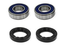 Kit rodamientos rueda delantera Honda TRX200/D 90-97, TRX250 Recon 97-14, TRX350TE 00-06, TRX350TM Rancher 00-06