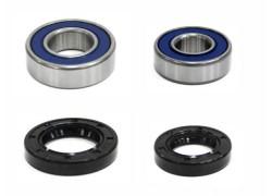 Kit rodamientos rueda delantera Yamaha YFZ450 04-13, YFZ450R 09-14, YFZ450X 10-11, YFM700 Raptor 06-15
