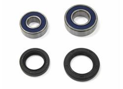 Kit rodamientos rueda delantera Honda TRX250 EX 01-17, TRX250 X 01-17,TRX400 EX 02-08, TRX400 X 09-14, TRX450 R 04-09, TRX450 ER 06-14
