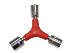 Mini llave tubo octogonal 12/13/14 EMGO