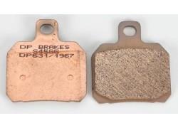 Pastillas de freno delantero Sinterizadas Brp/Can Am Traxter 99-00, Traxter Autoshift 2001, Footshift 2001, Traxter XL 2001, Traxter XT 2000