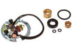 Escobillas motor de arranque Suzuki LT-A 500 98-06, LT-V700 Twin Peaks 04-05, LT-A700 King Quad 05-07, LT-A750 Ki
