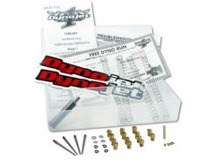 Kit de carburación DYNOJET Kawasaki KVF750 Brute Force 05-07