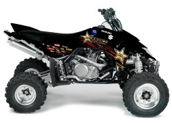 Kit adhesivos ROCKSTAR Suzuki LT-R450 06-11