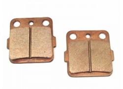 Pastillas de freno trasero Sinterizadas Kawasaki KSF250 Mojave 87-04, KXF250 Tecate 87-88, KEF300 Lakota 95-03