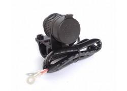 Conector para encendedor con sujeccion para el manillar VParts