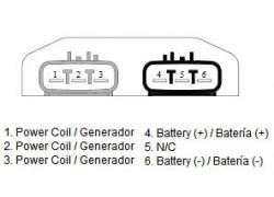 """Regulador """"Mosfet"""" BRP/Can Am Ranger RZR800 11-13, RZR800 S 2011"""
