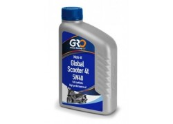 Aceite 4 Tiempos Global Scooter 5W40 GRO