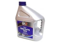 Garrafa 4 litros aceite 4 Tiempos Global Racing 10W50 GRO