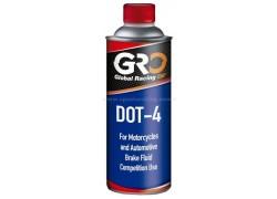 Líquido de frenos y embragues hidraulicos DOT4 GRO