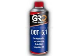 Líquido de frenos y embragues hidraulicos DOT5.1 GRO