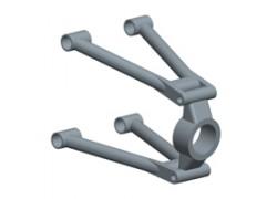 Sistema suspension trasera