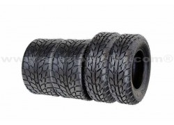 Combo 4 Neumáticos Asfalto A021 22x7-10 y 20x10-9 SUN-F