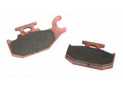 Pastillas de freno delantero lado izquierdo Sinterizadas (FA317/FA307) Brp/CanAm