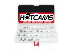 Caja de pastillas de reglaje de válvulas de 9,48mm HOTCAMS