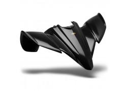 Plástico delantero MAIER negro Yamaha YFZ450 04-09