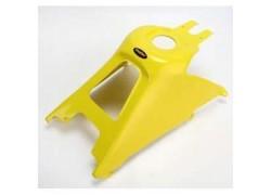 Plástico deposito MAIER Amarillo Suzuki LT-R450 06-08