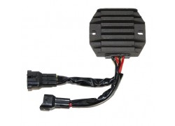 Regulador de voltaje Polaris 450 Outlaw MXR 08-10, 500 Outlaw 06-07, 500 Outlaw 525 S 08-10, 525 Outlaw IRS 08-10, 500 Predator 03-07