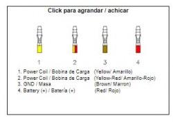 Regulador de voltaje Polaris 500 Magnum 4x4 HDS 2000, 500 Magnum VL HDS 2002, 500 Magnum, 500 HDS 2001, 500 Scrambler 4x4 Freedom 2002, 500 Scrambler 97-00