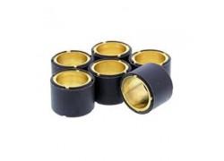 Rodillos 17Gr. variador Kymco MXU250 05-06, KXR250 04-07, Maxxer 300 05-12
