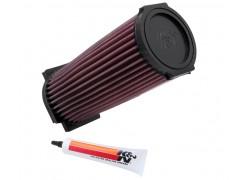 Filtro de aire K&N Yamaha YFM350 Warrior 87-04, YFM350 Wolverine 94-05, YFM600 Grizzly 98-01