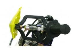 Detalle de las distintas formas de montaje de los Paramanos Stingray ZETA RACING.